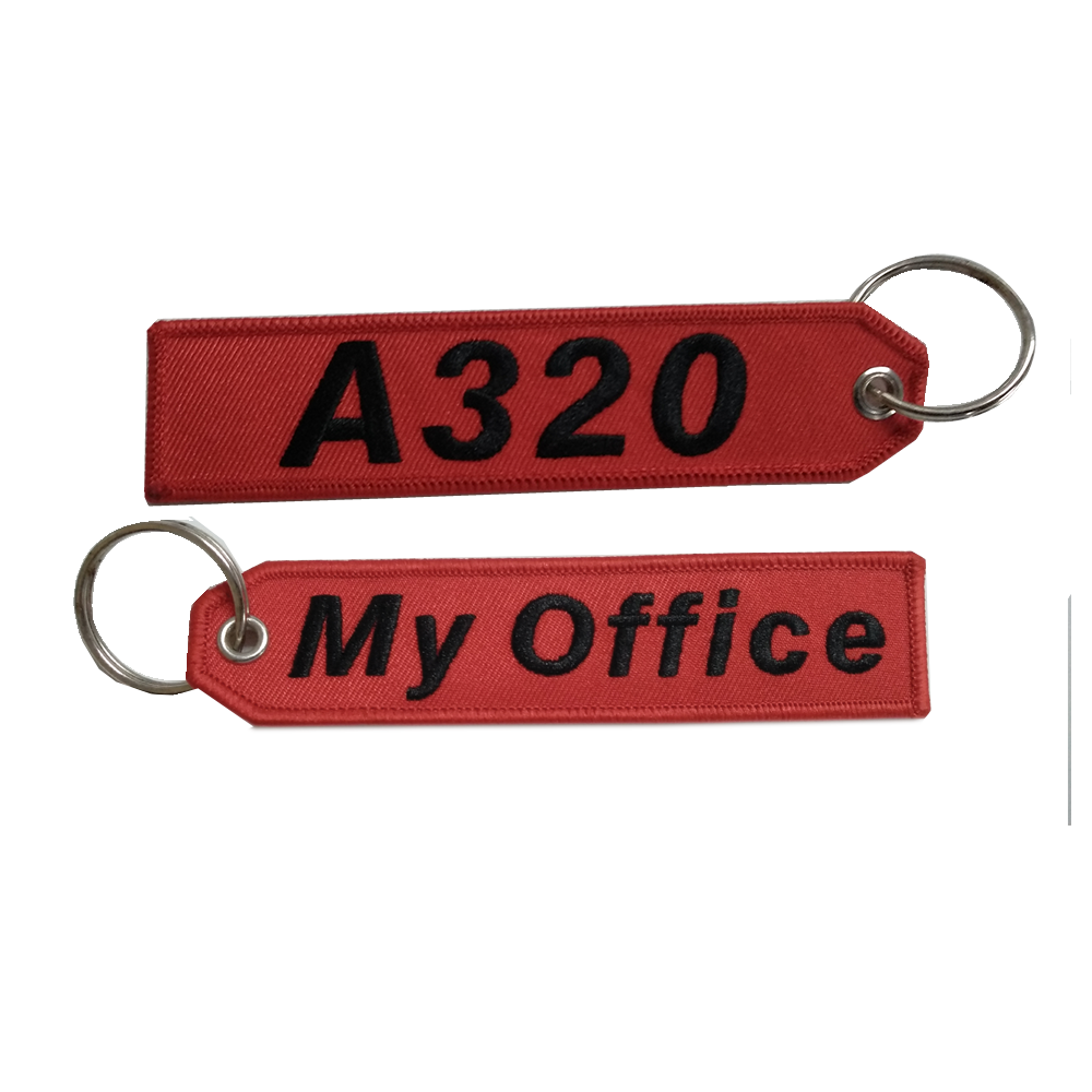 A320 MY OFFICE TAG 1000