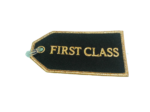 FIRST CLASS LUGGAGE TAG 1000