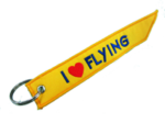 I LOVE FLYING RBF TAG 1000